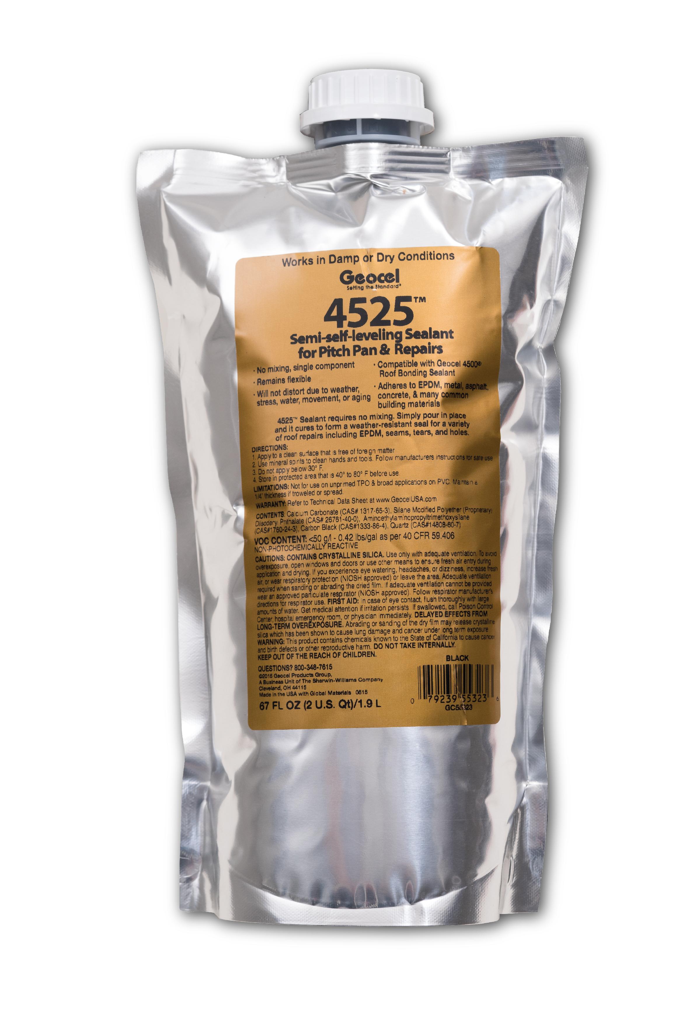 4525 Semi Self Leveling Sealant Geocel