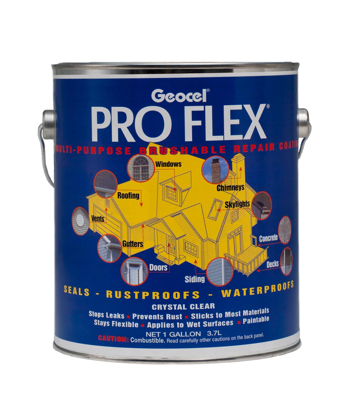PRO FLEX® MULTI-PURPOSE BRUSHABLE REPAIR COATING