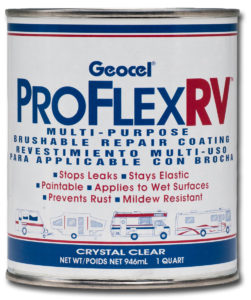 Pro Flex 174 Rv Flexible Sealant Geocel